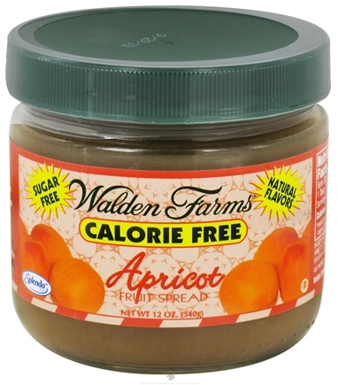 Walden Farms - Calorie Free Fruit Spread Apricot - 12 oz.
