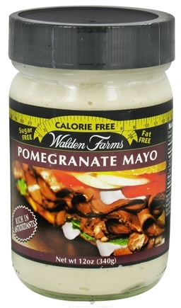 DROPPED: Walden Farms - Calorie Free Mayo Pomegranate - 12 oz.