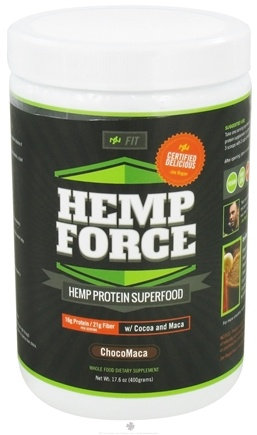 DROPPED: Onnit - Hemp Force Hemp Protein Superfood CocoaMaca Flavor - 17.6 oz.