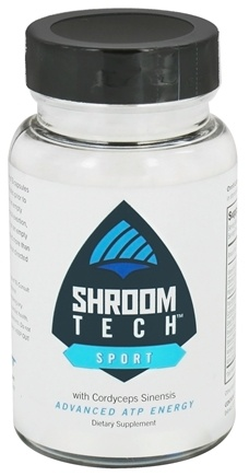 DROPPED: Onnit - Shroom Tech Sport - 30 Vegetarian Capsules