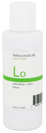 DROPPED: Raw Skin Ceuticals - Baby.Ceuticals Lotion Calendula + Shea - 4 oz. CLEARANCE PRICED