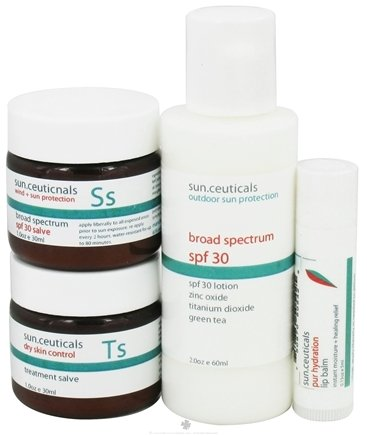 DROPPED: Raw Skin Ceuticals - Sun.Ceuticals Complete Sun Nutrition Starter Kit - CLEARANCE PRICED