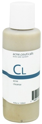 DROPPED: Raw Skin Ceuticals - Acne.Ceuticals Acne Cleanse - 4 oz.