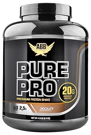 DROPPED: ABB Performance - Pure Pro Protein Powder Drink Mix Chocolate - 4.5 lbs. CLEARANCE PRICED