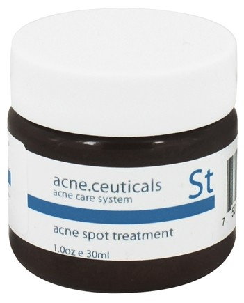 DROPPED: Raw Skin Ceuticals - Acne.Ceuticals Acne Spot Treatment - 1 oz. CLEARANCE PRICED