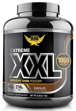 DROPPED: ABB Performance - Extreme XXL Weight Gain Powder Chocolate - 6 lbs.