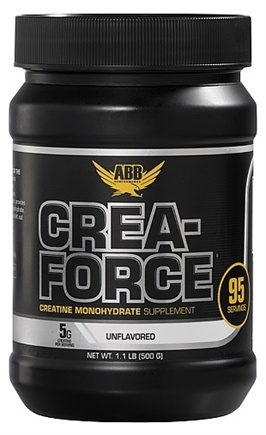 DROPPED: ABB Performance - Crea-Force Creatine Monohydrate Unflavored - 1.1 lbs. CLEARANCE PRICED