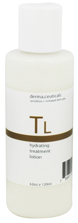 DROPPED: Raw Skin Ceuticals - Derma.Ceuticals Hydrating Treatment Lotion - 4 oz. CLEARANCE PRICED
