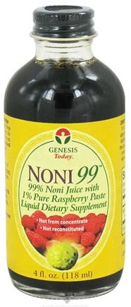 DROPPED: Genesis Today - Noni 99 Juice - 4 oz. CLEARANCE PRICED