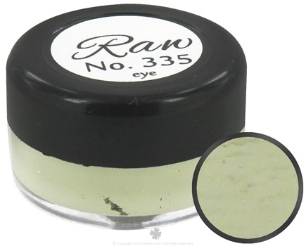 DROPPED: Raw Skin Ceuticals - Cosme.Ceuticals Raw Satin Creme Eye Shadow 335 Vanilla Green - 5 ml. CLEARANCE PRICED