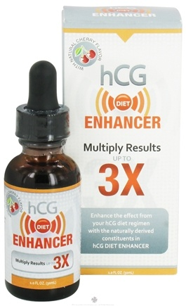 DROPPED: Pure Solutions - hCG Diet Enhancer From Deer Velvet Antler Extract Natural Cherry Flavor - 1 oz.