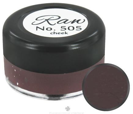 DROPPED: Raw Skin Ceuticals - Cosme.Ceuticals Raw Creme Cheek Color 505 Blackberry Wine - 5 ml. CLEARANCE PRICED
