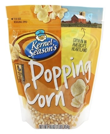 DROPPED: Kernel Season's - All Natural Popping Corn - 16 oz.