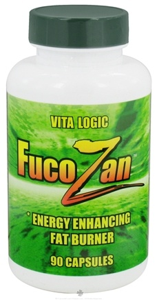 DROPPED: Vita Logic - FucoZan Energy Enhancing Fat Burner - 90 Capsules