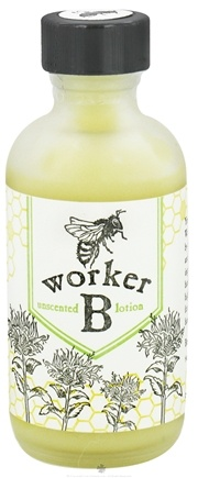 DROPPED: Worker B - Lotion Unscented - 2 oz.