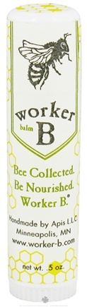 DROPPED: Worker B - Balm Treatment Stick - 0.5 oz.