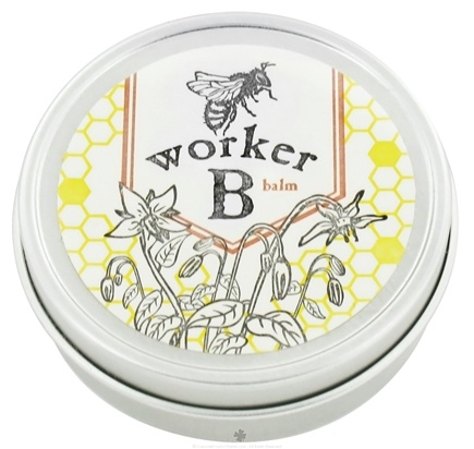 DROPPED: Worker B - Balm All Purpose Tin - 1 oz.