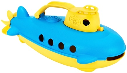 DROPPED: Green Toys - My First Submarine 6 months+ Yellow
