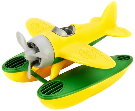 DROPPED: Green Toys - Seaplane Ages 1+ Yellow - CLEARANCE PRICED