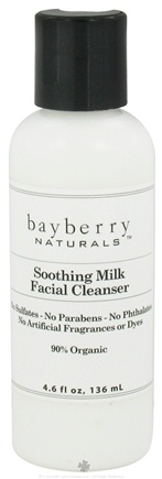 DROPPED: Bayberry Naturals - Facial Cleanser Soothing Milk - 4.6 oz. CLEARANCED PRICED