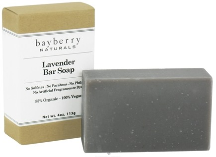 DROPPED: Bayberry Naturals - Bar Soap Lavender - 4 oz. CLEARANCED PRICED