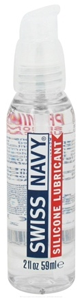 DROPPED: MD Science Lab - Swiss Navy Silicone Lubricant - 2 oz. CLEARANCE PRICED