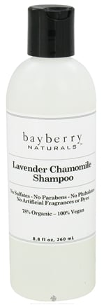 DROPPED: Bayberry Naturals - Shampoo Lavender Chamomile - 8.8 oz. CLEARANCED PRICED