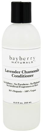 DROPPED: Bayberry Naturals - Conditioner Lavender Chamomile - 8 oz. CLEARANCED PRICED