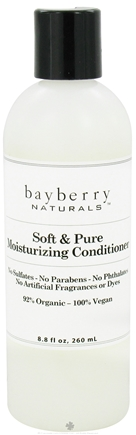 DROPPED: Bayberry Naturals - Conditioner Soft & Pure Moisturizing - 8.8 oz. CLEARANCED PRICED