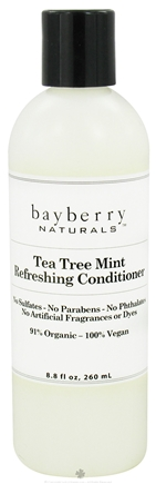 DROPPED: Bayberry Naturals - Conditioner Refreshing Tea Tree Mint - 8.8 oz. CLEARANCED PRICED