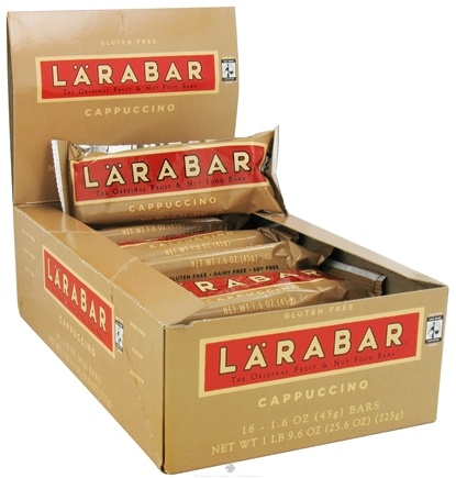 DROPPED: Larabar - Cappuccino Bar - 1.6 oz.
