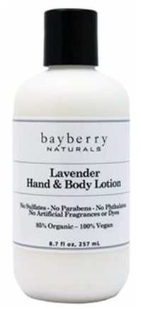 DROPPED: Bayberry Naturals - Hand & Body Lotion Lavender - 8.7 oz. CLEARANCED PRICED
