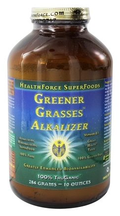 DROPPED: HealthForce Nutritionals - Greener Grasses Version 2.0 Powder - 10 oz.