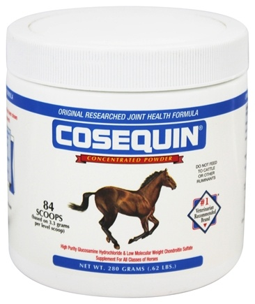 DROPPED: Cosequin - Equine Powder Joint Supplement for Horses - 280 Grams
