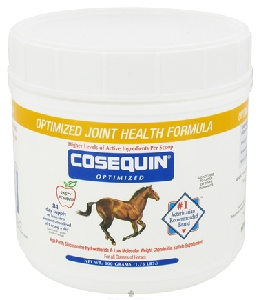 DROPPED: Cosequin - Optimized Equine Powder Joint Supplement for Horses - 800 Grams