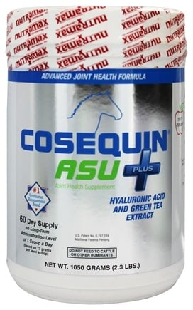 Cosequin - ASU+ Equine Powder Joint Supplement for Horses - 1050 Grams
