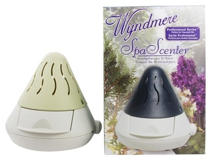 Wyndmere Naturals - Aromatherapy Diffuser SpaScenter Professional Series 5.25 in. x 5 in. Sand