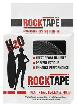 DROPPED: Rocktape - Endurance Tape Black - CLEARANCE PRICED