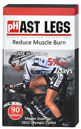 DROPPED: Rocktape - Phast Legs Blood Balancing Technology - 90 Tablets