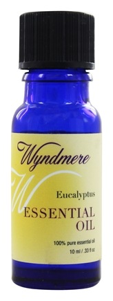 DROPPED: Wyndmere Naturals - Essential Oil Eucalyptus - 0.33 oz.