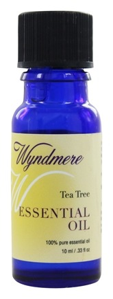 DROPPED: Wyndmere Naturals - Essential Oil Tea Tree - 0.33 oz.