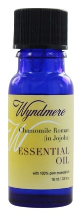 Wyndmere Naturals - Essential Oil Chamomile Roman in Jojoba - 0.33 oz.