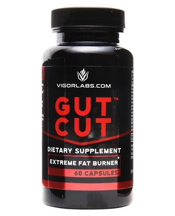 Vigor Labs - Gut Cut Fat Burner - 60 Capsules