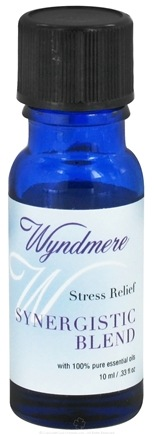 DROPPED: Wyndmere Naturals - Synergistic Blend Stress Relief - 0.33 oz.