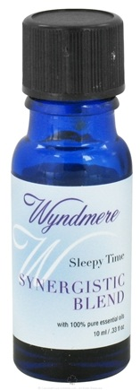 Wyndmere Naturals - Synergistic Blend Sleepy Time - 0.33 oz.