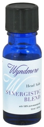 DROPPED: Wyndmere Naturals - Synergistic Blend Head Aide - 0.33 oz. DAILY DEAL
