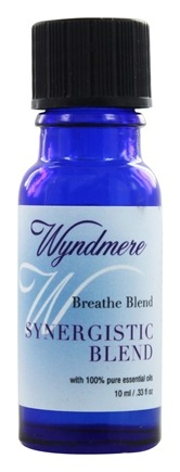 Wyndmere Naturals - Synergistic Blend Breathe Blend - 0.33 oz.