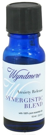 Wyndmere Naturals - Synergistic Blend Anxiety Release - 0.33 oz.