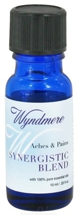 DROPPED: Wyndmere Naturals - Synergistic Blend Aches & Pains - 0.33 oz.