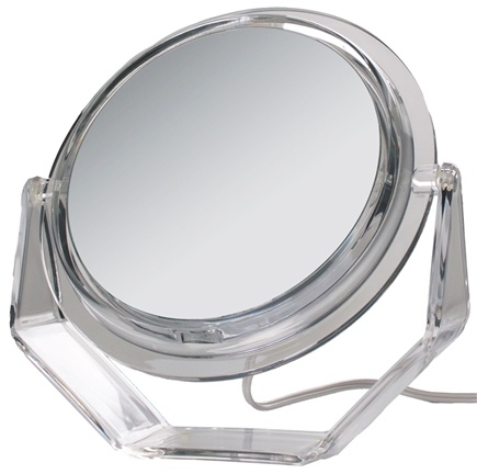 DROPPED: Zadro - Surround Light 5X Acrylic Vanity Mirror SS35